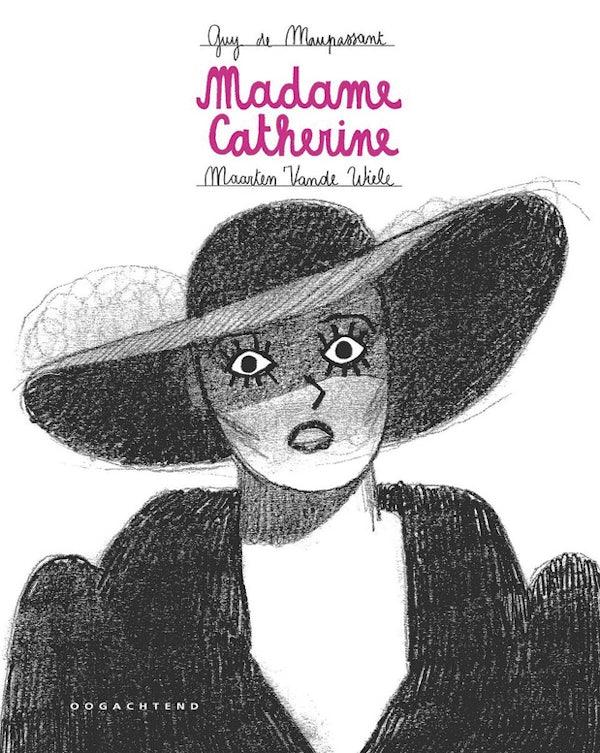 Cover 'Madame Catherine'