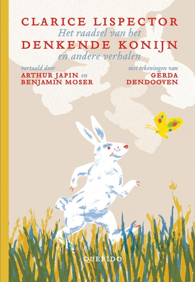 Cover 'The Mystery of the Thinking Rabbit'