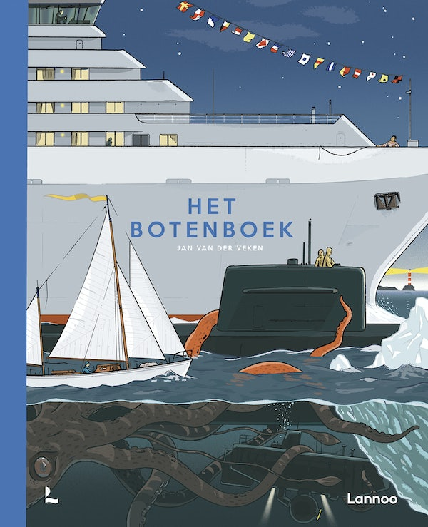 Cover - Ships & Boats
