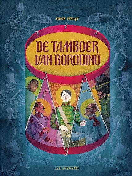 Cover of The Drummer of Borodino