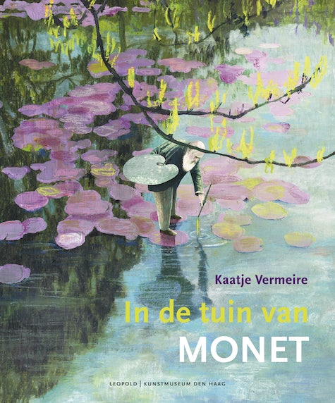 Cover In Monet's Garden