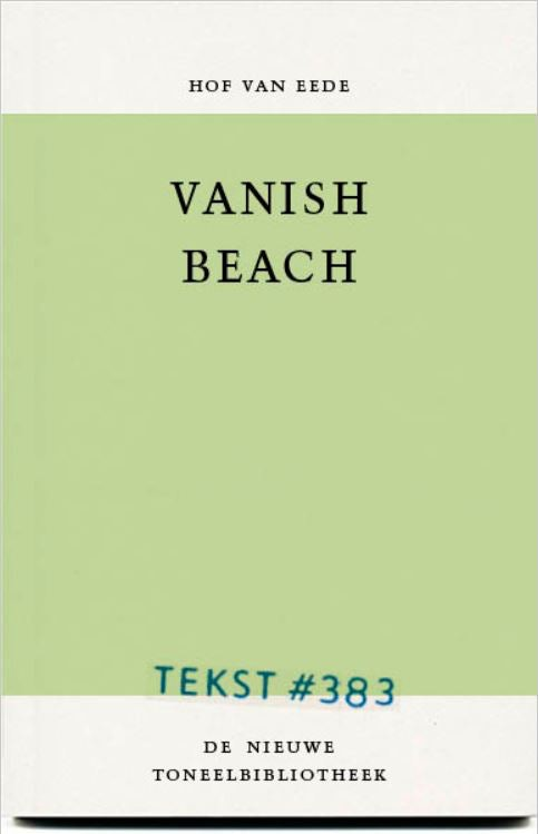 Cover of Vanish Beach