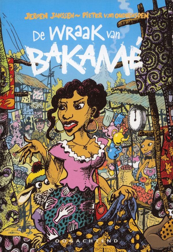 Cover - Bakamé