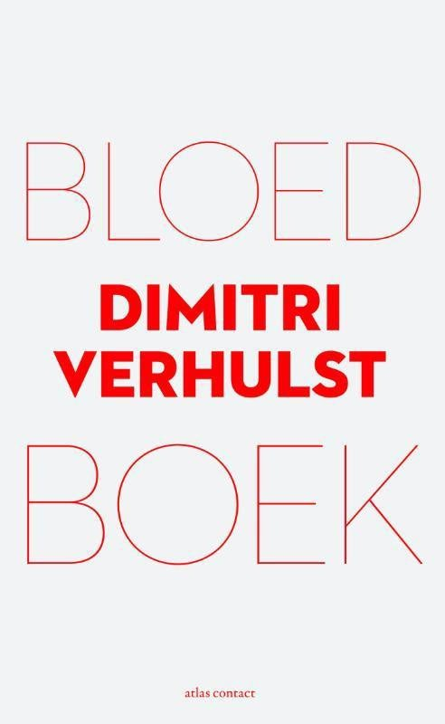 Cover Blood Book