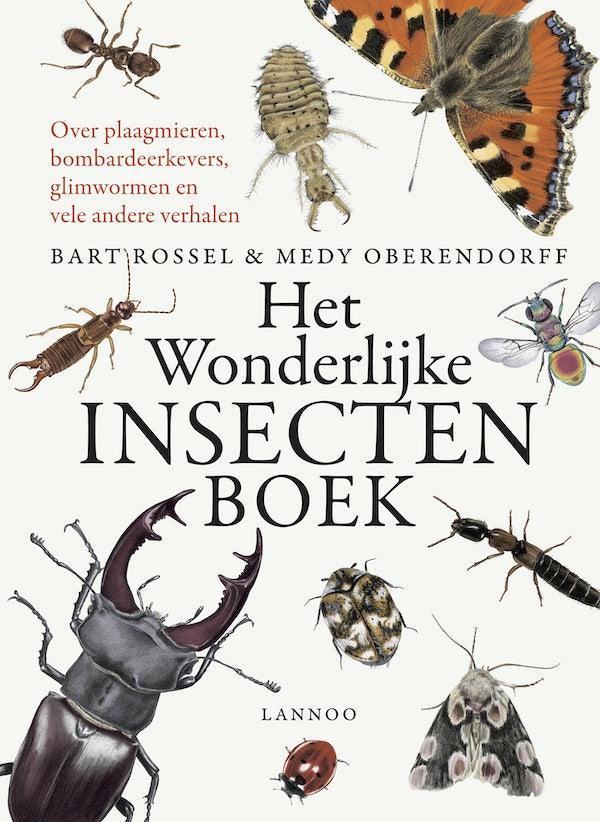 Cover Het wonderlijke insectenboek