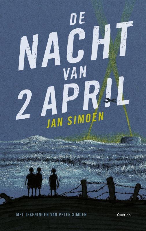 Cover De nacht van twee april
