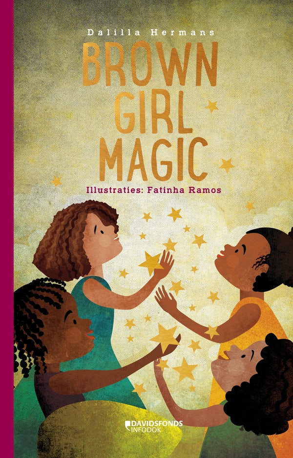 Cover 'Brown Girl Magic'