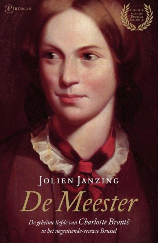 Cover Charlotte Brontë's Secret Love