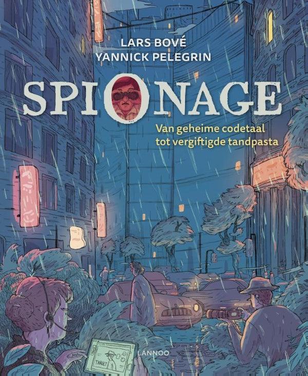 Cover - Espionage