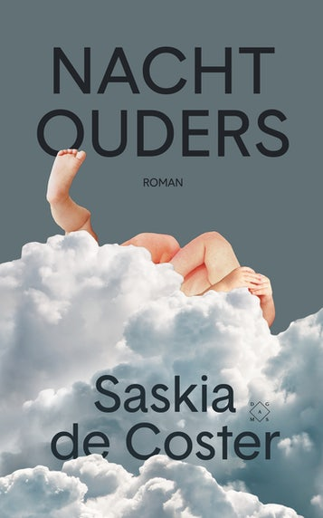 Cover Night Parents Saskia de Coster