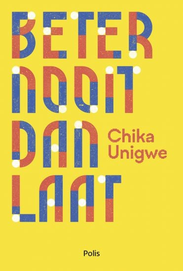 Cover of Beter Late Than Never
