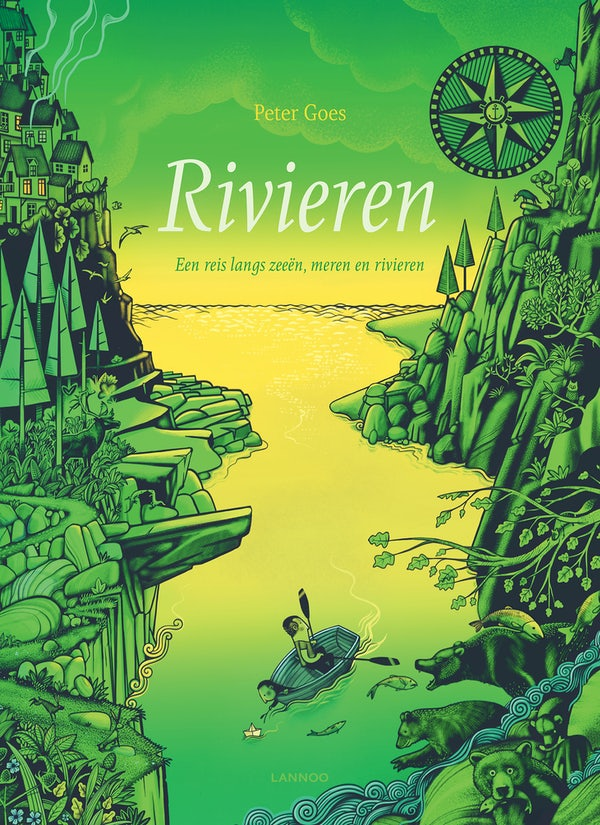 Cover - Rivers - Peter Goes