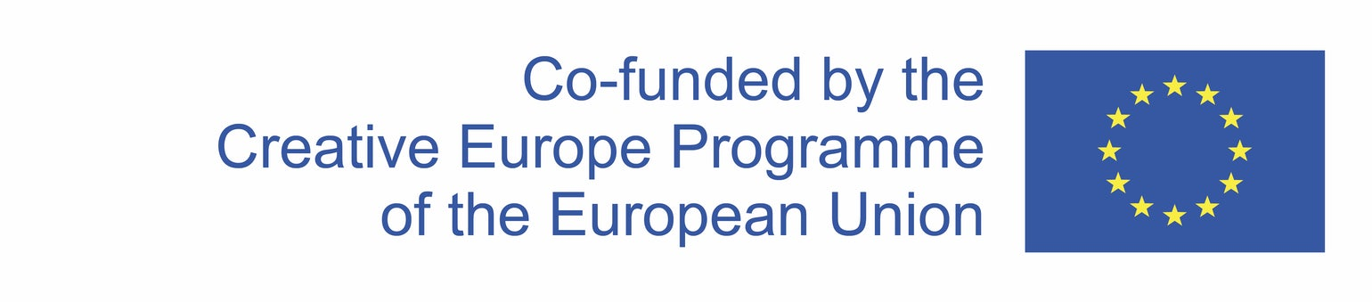 Every Story Matters is funded by the Creative Europe programme
