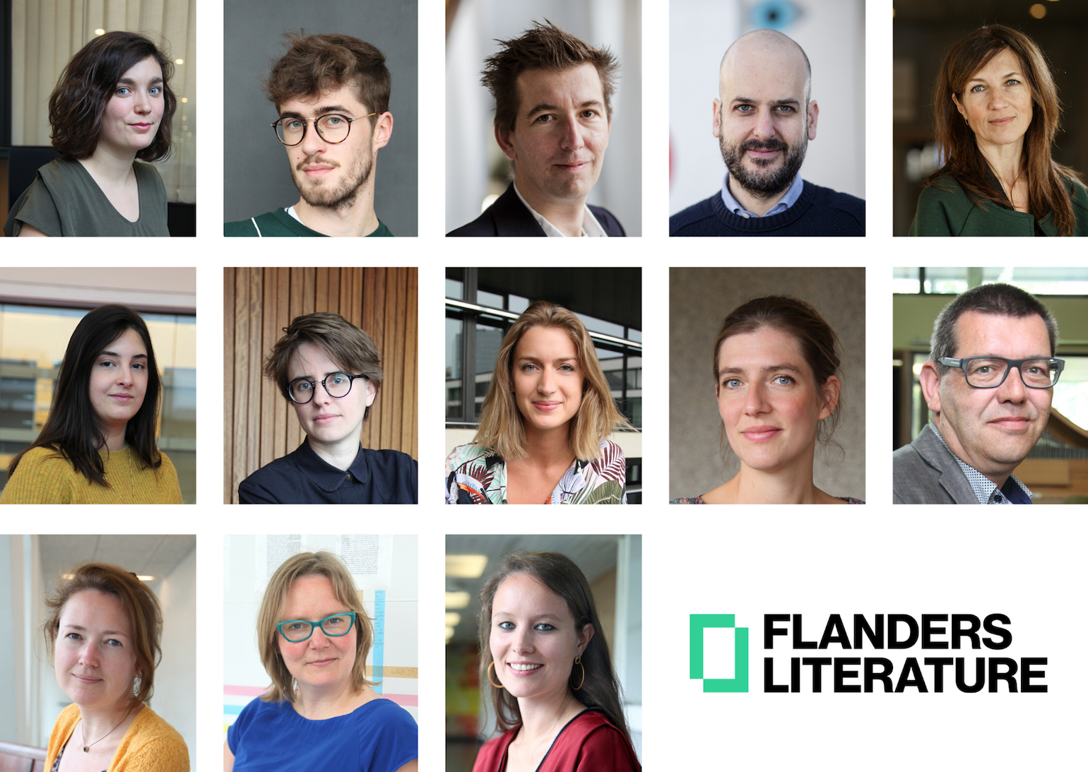 Team Flanders Literature