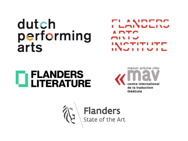 Logos partners translation workshop France