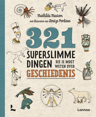 Cover of 321 Seriously Smart Things You Need To Know About History