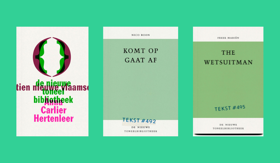 Covers Flemish authors at DramatikerInnenfestival 2021