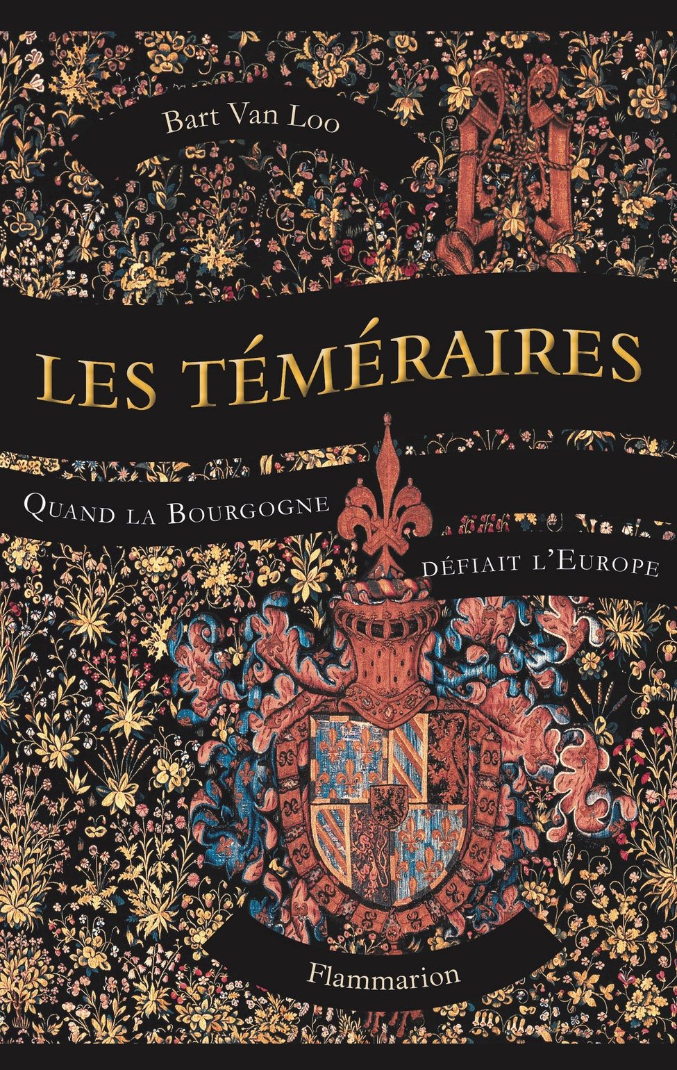 French cover of 'The Burgundians'