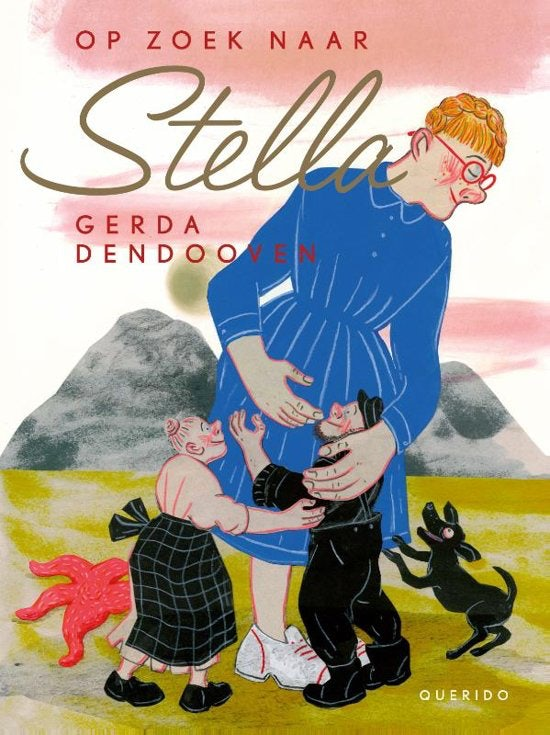Cover 'Searching for Stella'