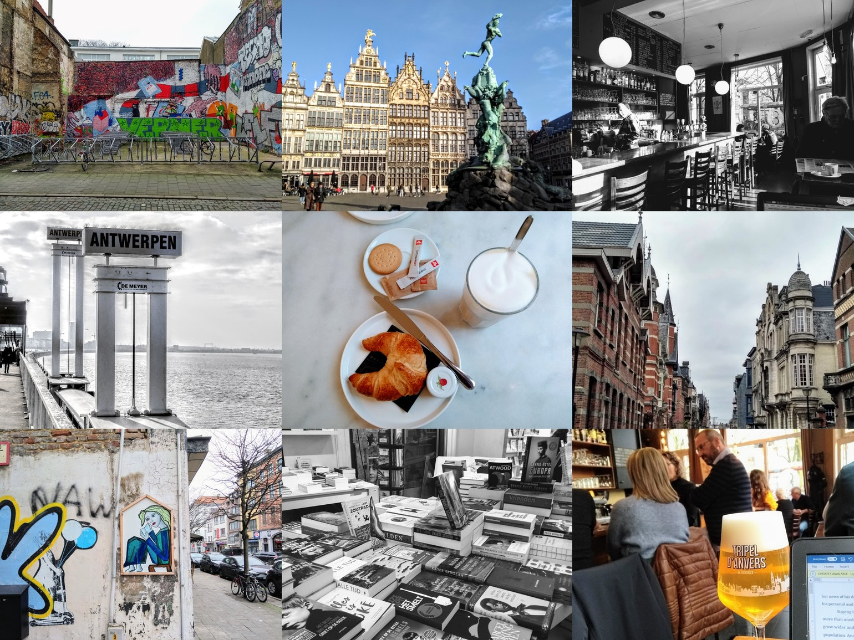 Antwerp city impressions - Kristen Gehrman