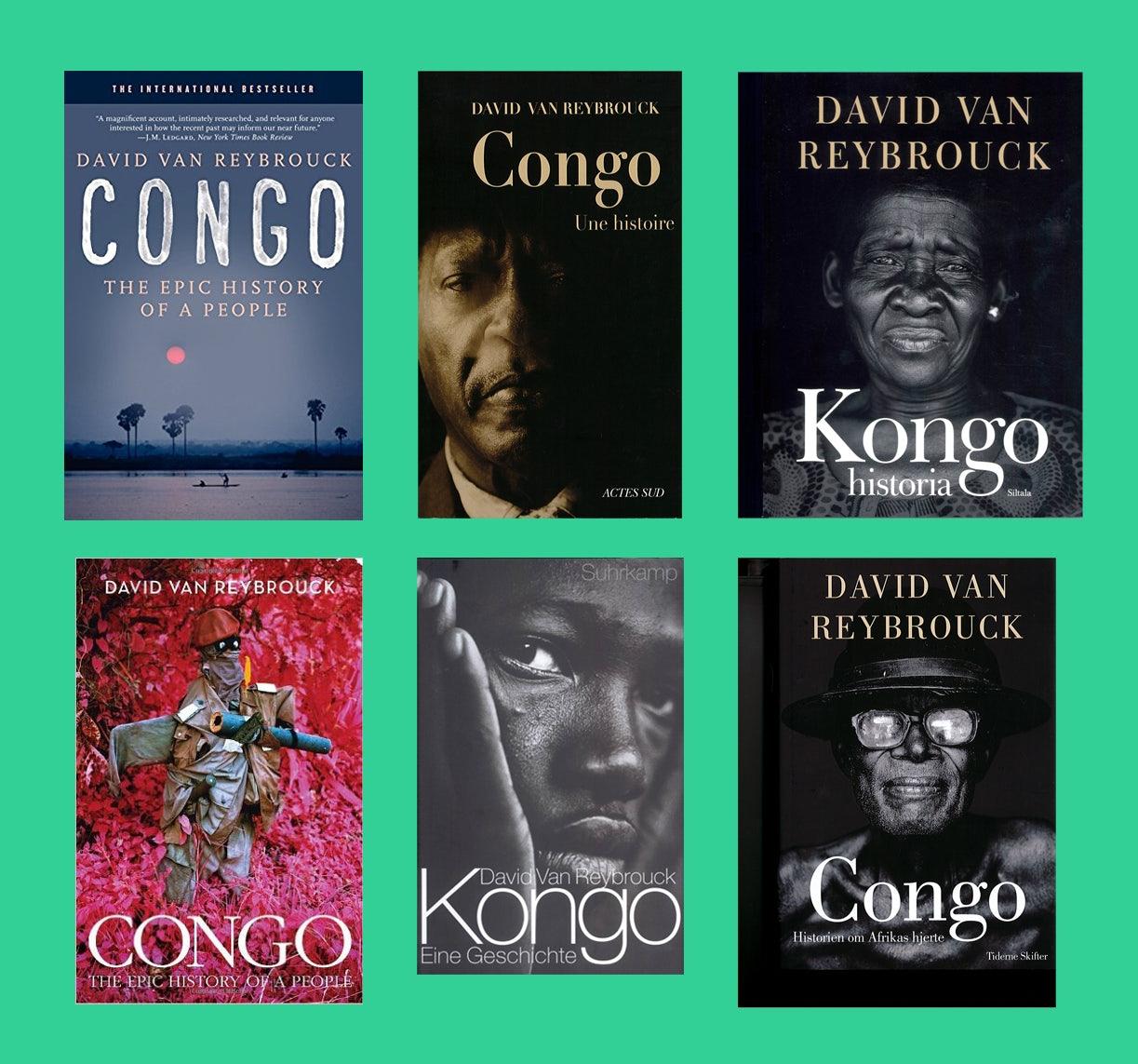 Covers Congo