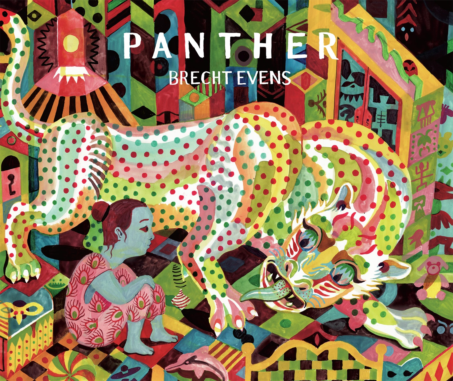 Cover Panther