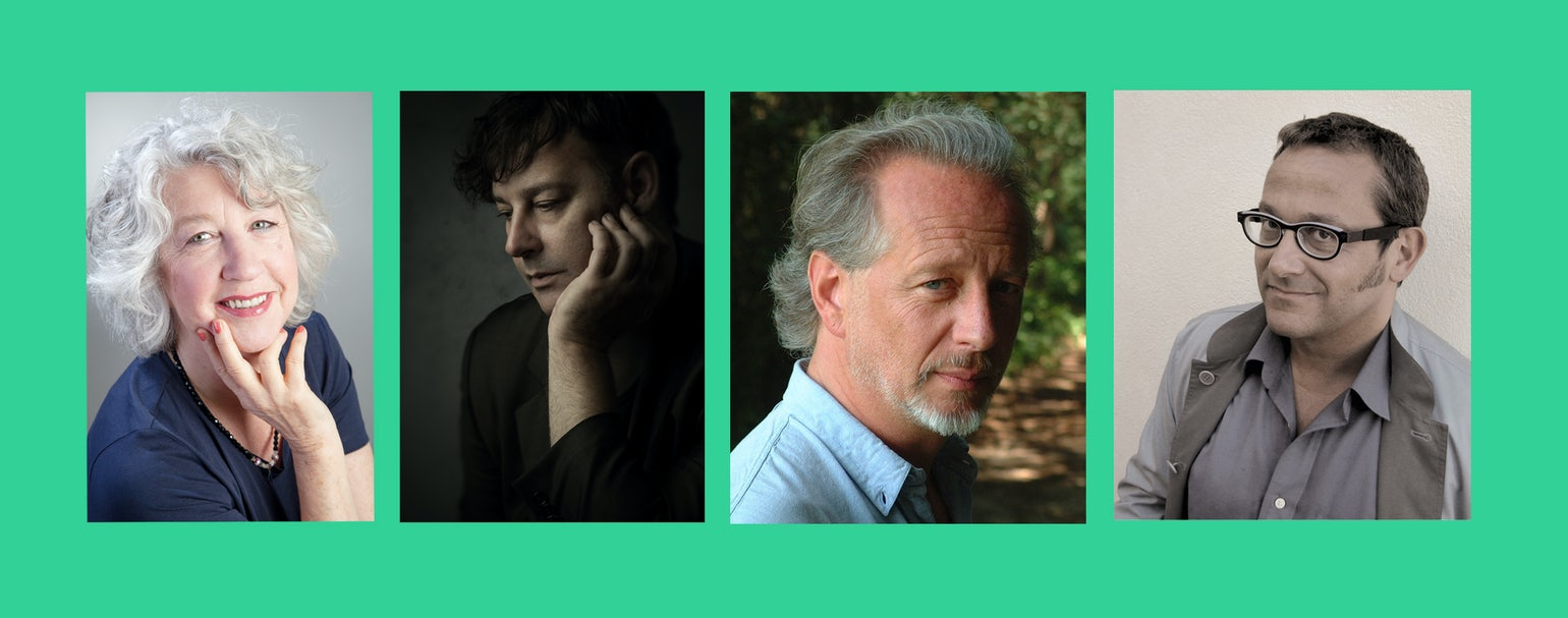 Four Flemish authors in South Africa