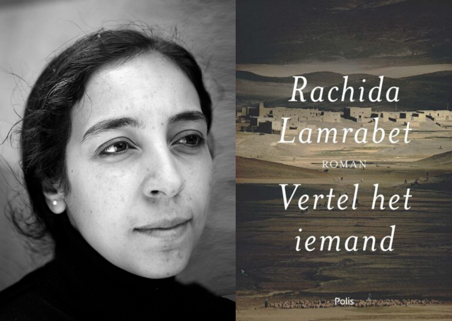 Rachida Lamrabet - Tell Someone