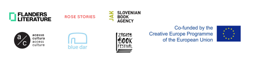Logo's partners Every Story Matters