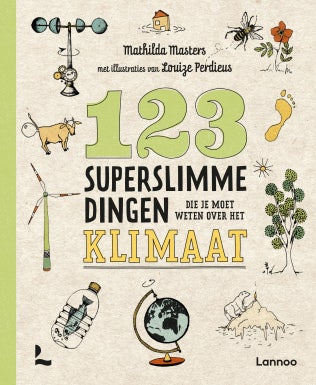 Cover of 123 Seriously Smart Things You Need To Know About the Climate