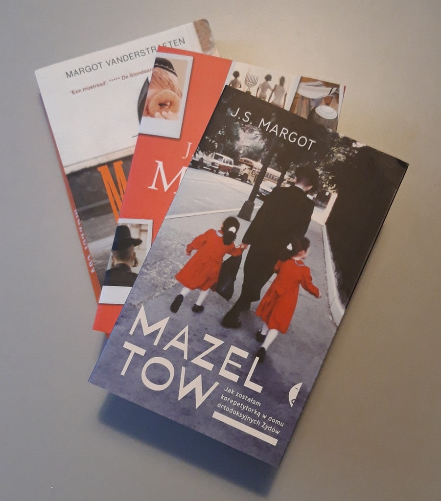 The original 'Mazel tov' and two published translations