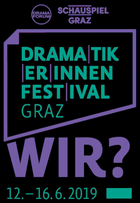 Dramatikerinnenfestival 2019 - poster