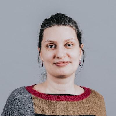 Photo of Ewa Dynarowicz